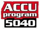 HECHT ACCU program 5040